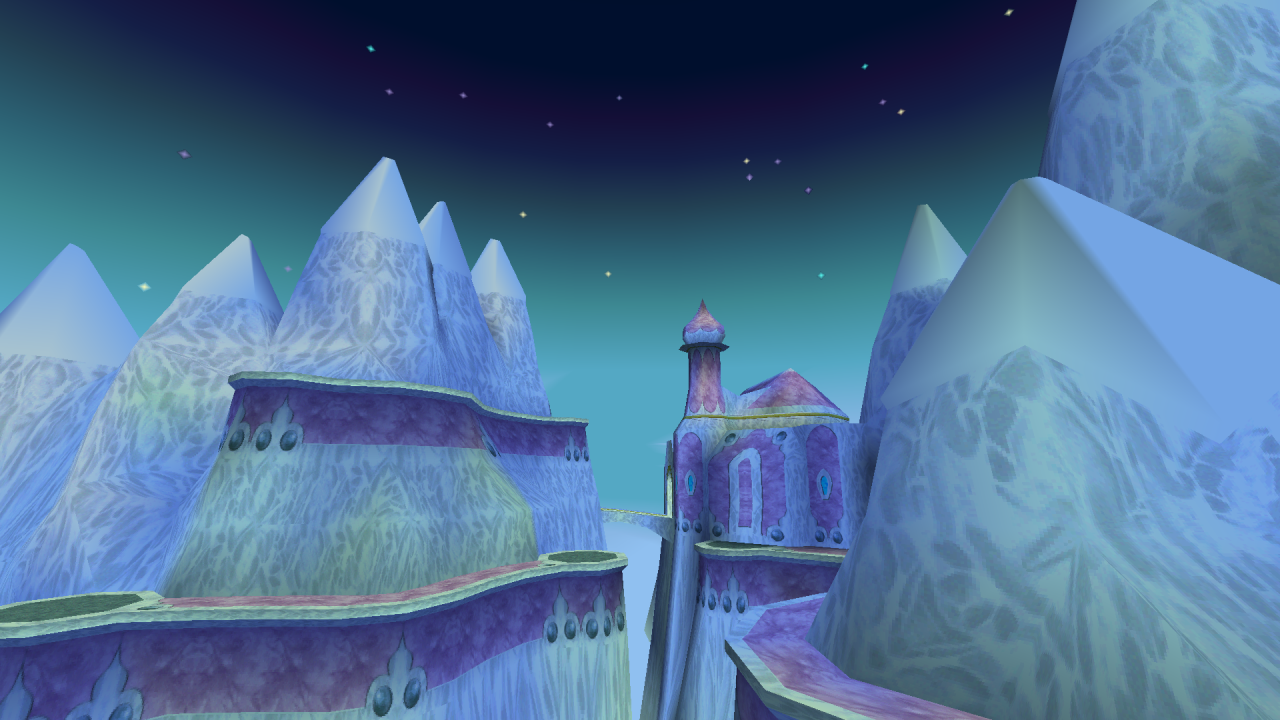 wizard s peak spyro the dragon art concept and game