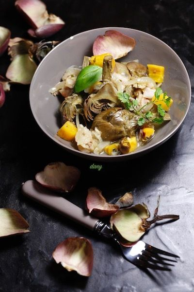 Artichauts Barigoule Recettes De Cuisine Artichaut Cuisine