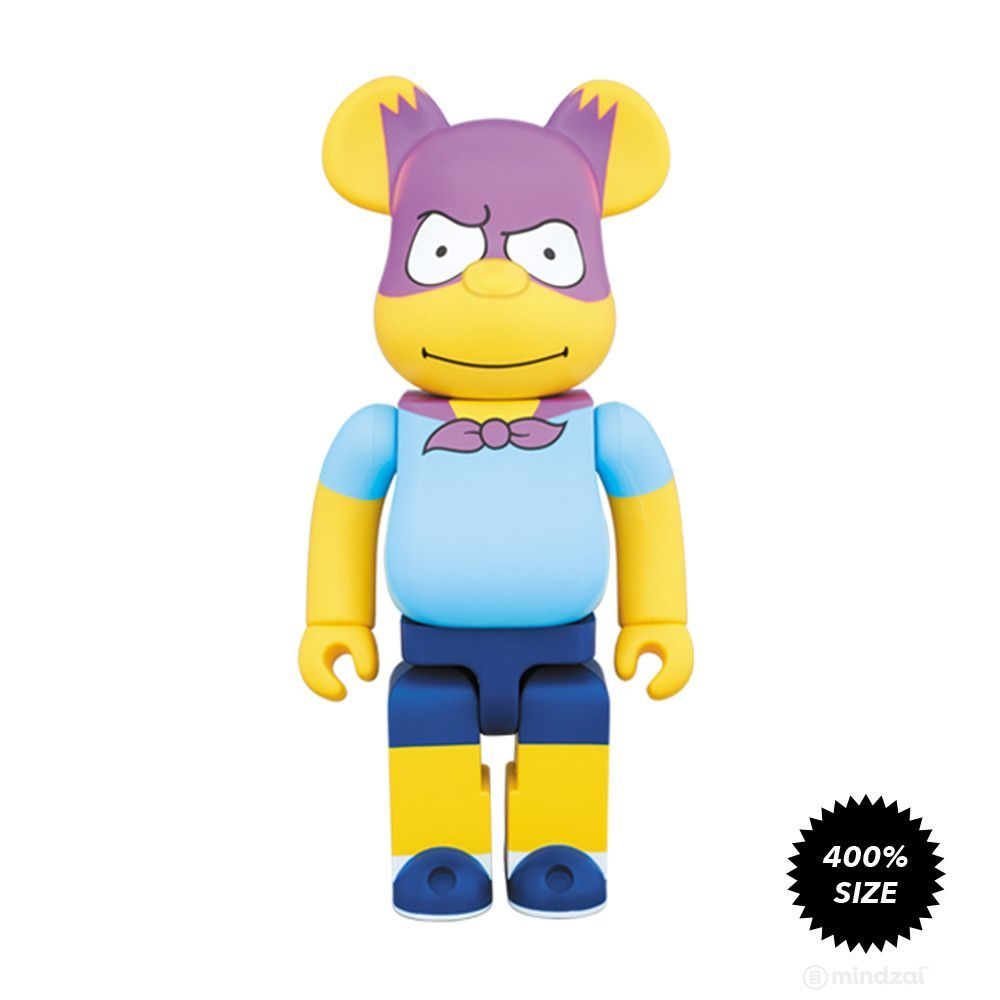 4fa7eef8 Bartman 400% Bearbrick by Medicom Toy x The Simpsons | Products ...