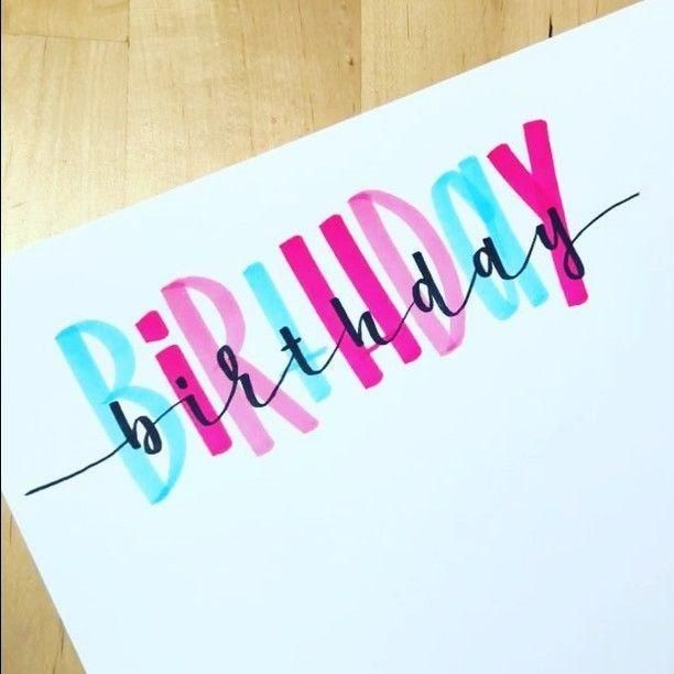 P I N T E R E S T R E G I N A Memodelse Site In 2020 Birthday Card Drawing Card Drawing Hand Lettering