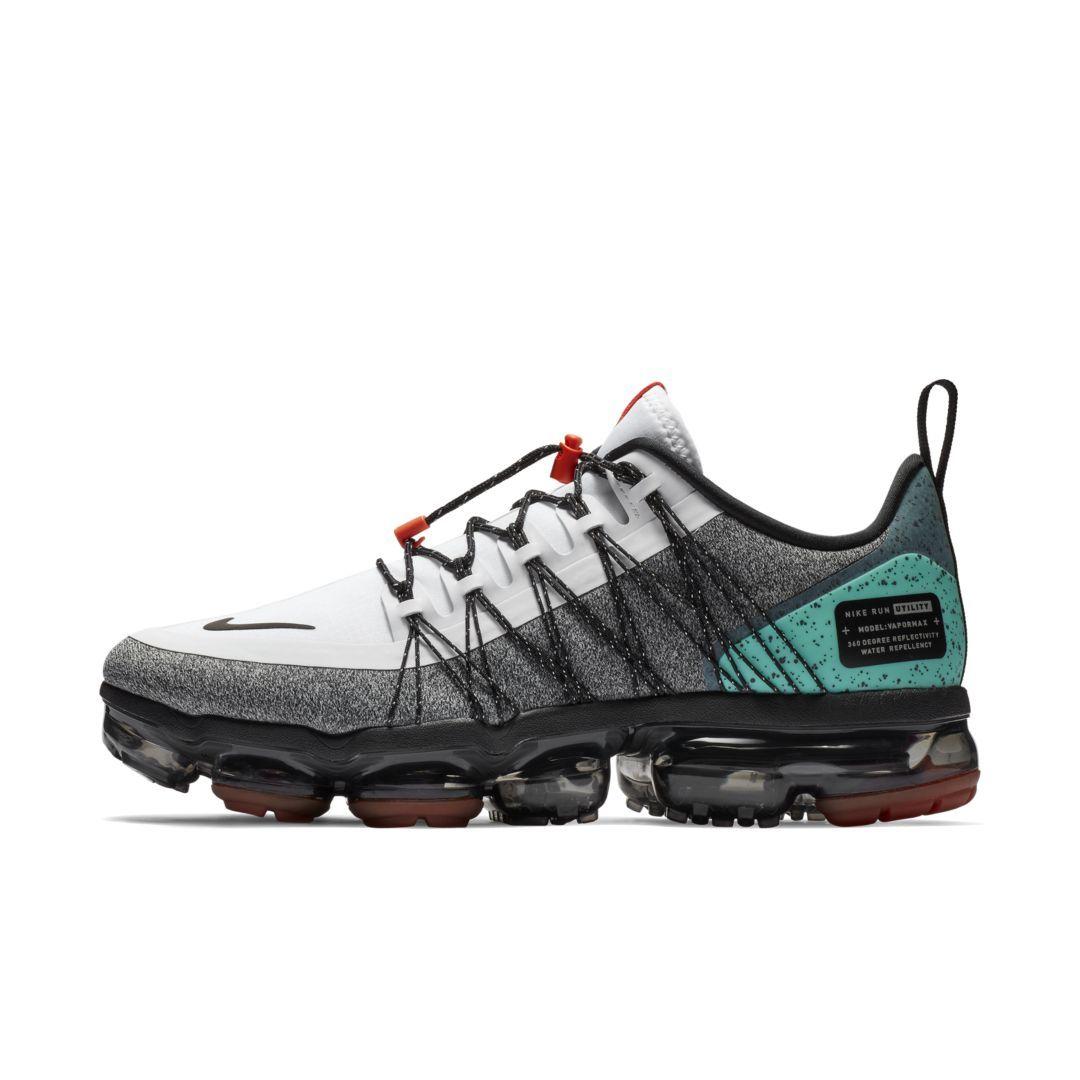 fc57780241 Nike Air VaporMax Run Utility Men's Shoe Size 4 (White) | Products ...
