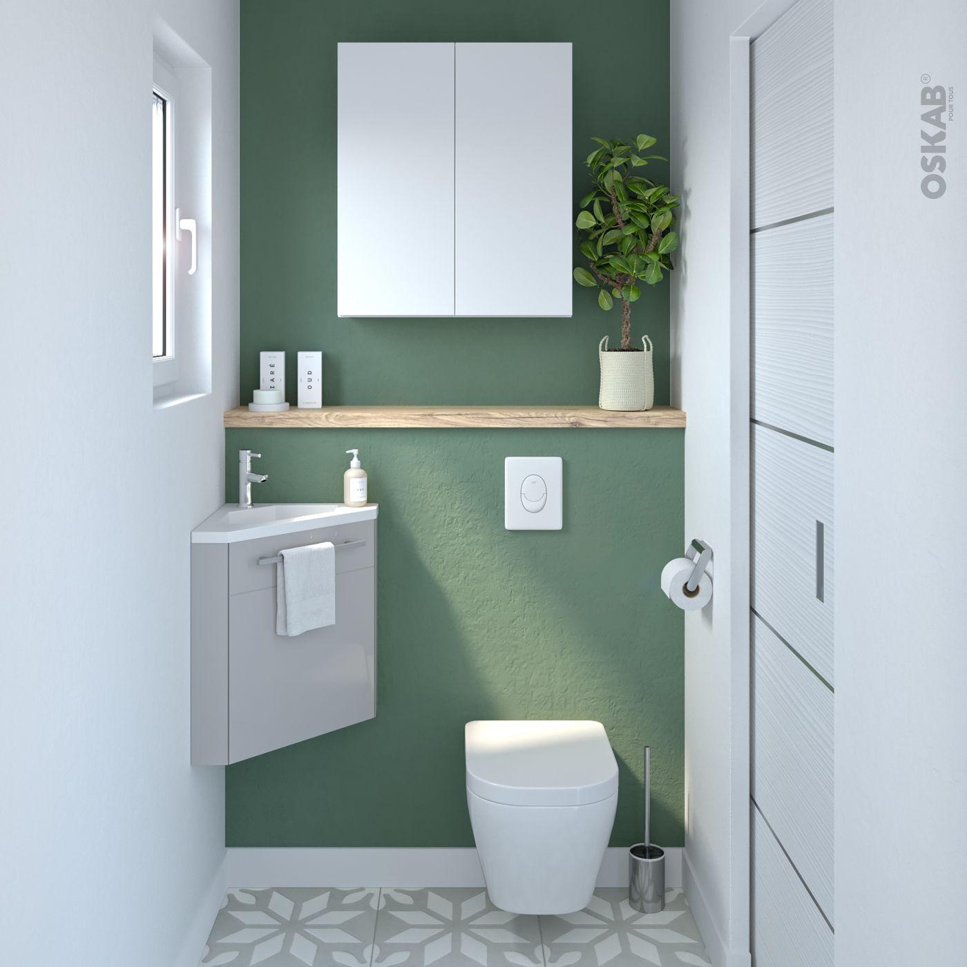 salle de bain wc suspendu