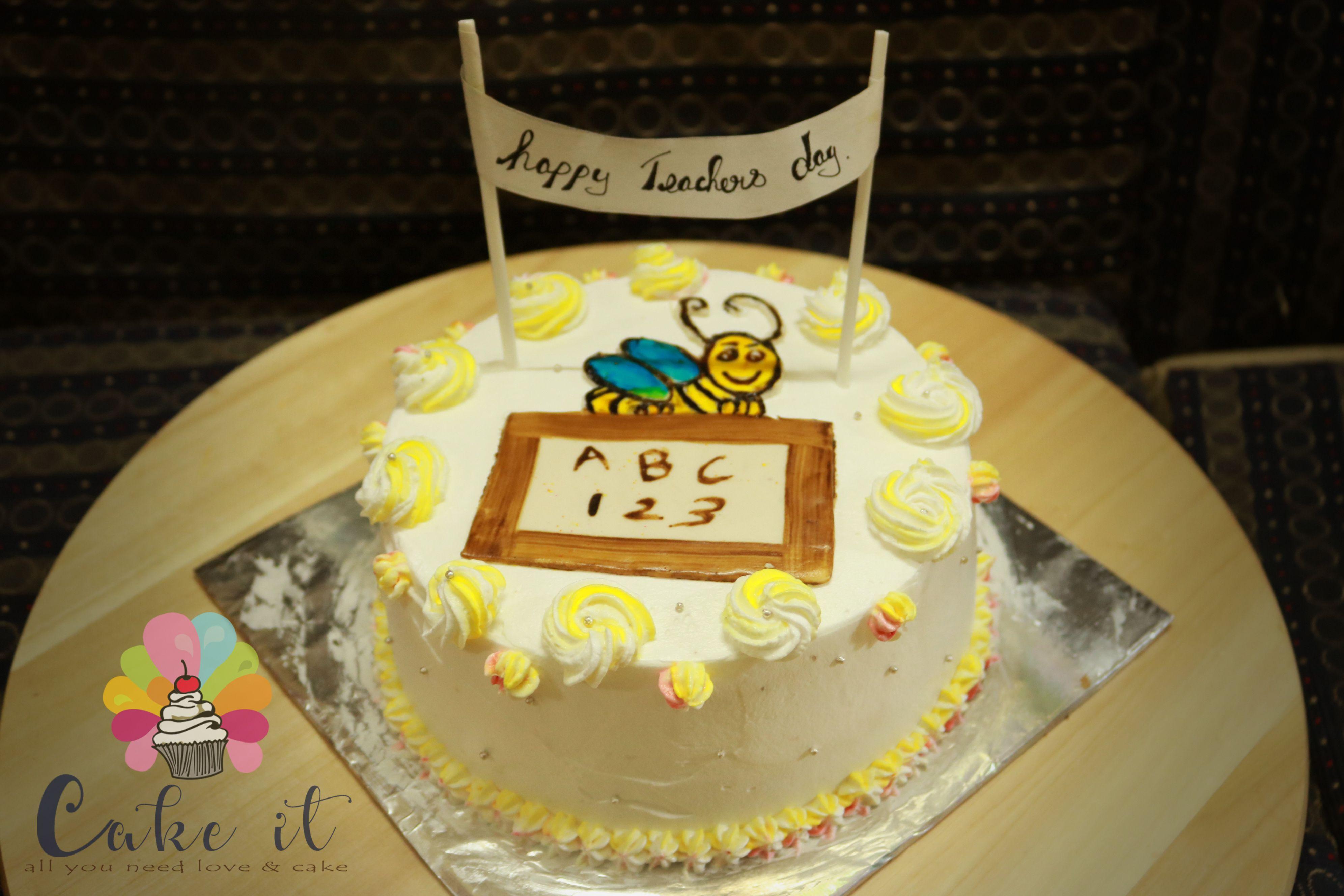 Teachers Day Cake Teachers Day Cake Cake Food