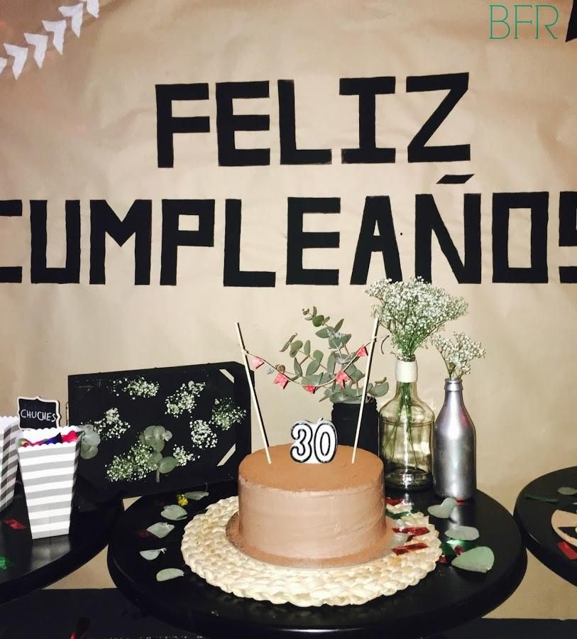 C mo decorar una fiesta de cumplea os sorpresa para 30 - Ideas para cumpleanos 2 anos ...