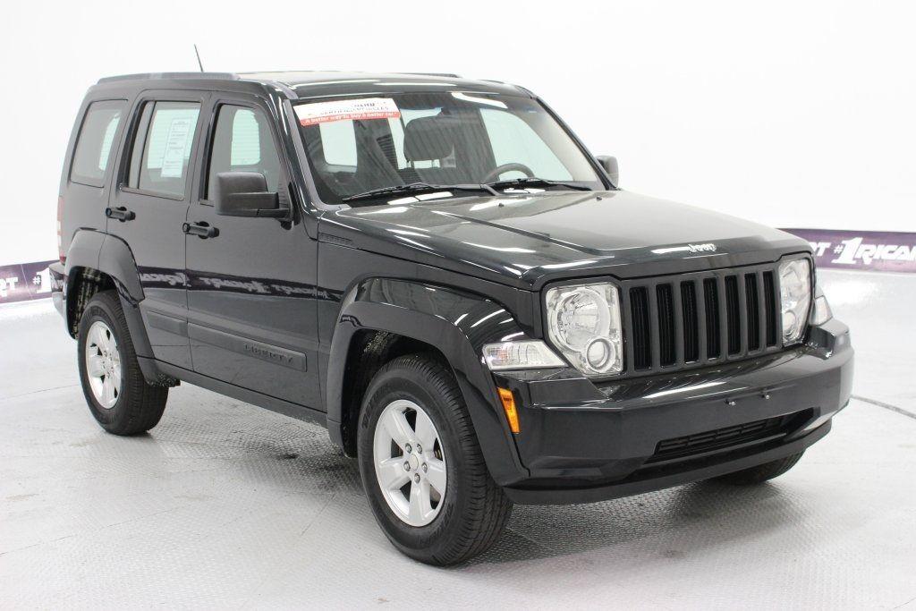 2012 Jeep Liberty Sport SUV 2012 jeep, Jeep liberty, Jeep
