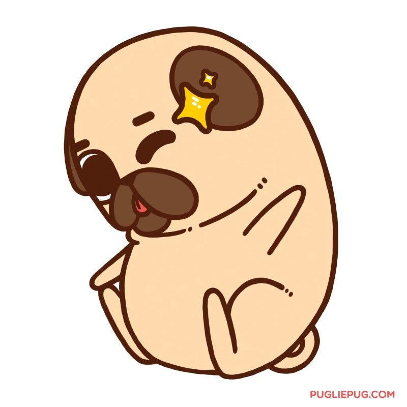 Pin De Adonait Apellido En Love Soy Luna Dibujos De Pugs Pugs