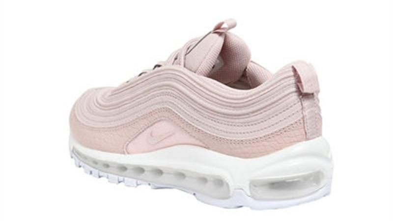 Nike Air Max 97 Pink White 01 Dress Shoe Bag Sneakers Fashion Dress Shoes Womens
