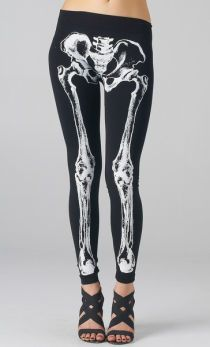 c7d66699892dfc Ready for Halloween? Skeleton Leggings now on sale!!! WWW.SHOPPUBLIK.COM