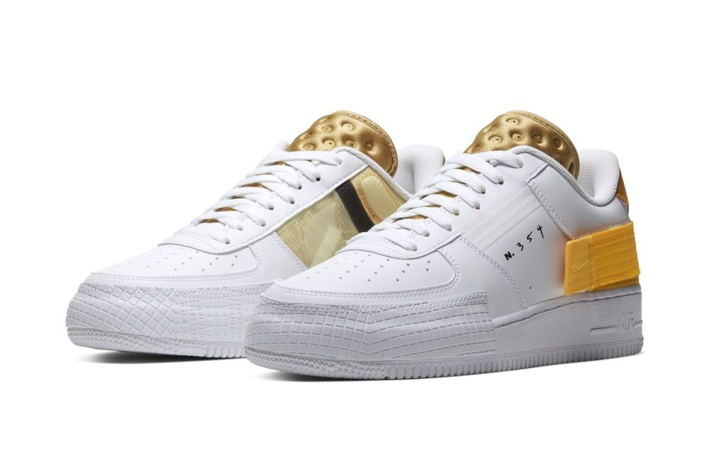 Nike Air Force 1 Low Type | Nike air force, Nike air und