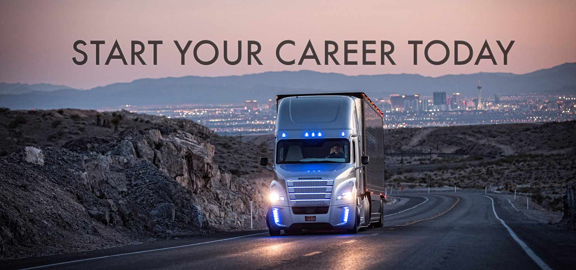 RTDS Commercial Truck Driving School in Las Vegas
