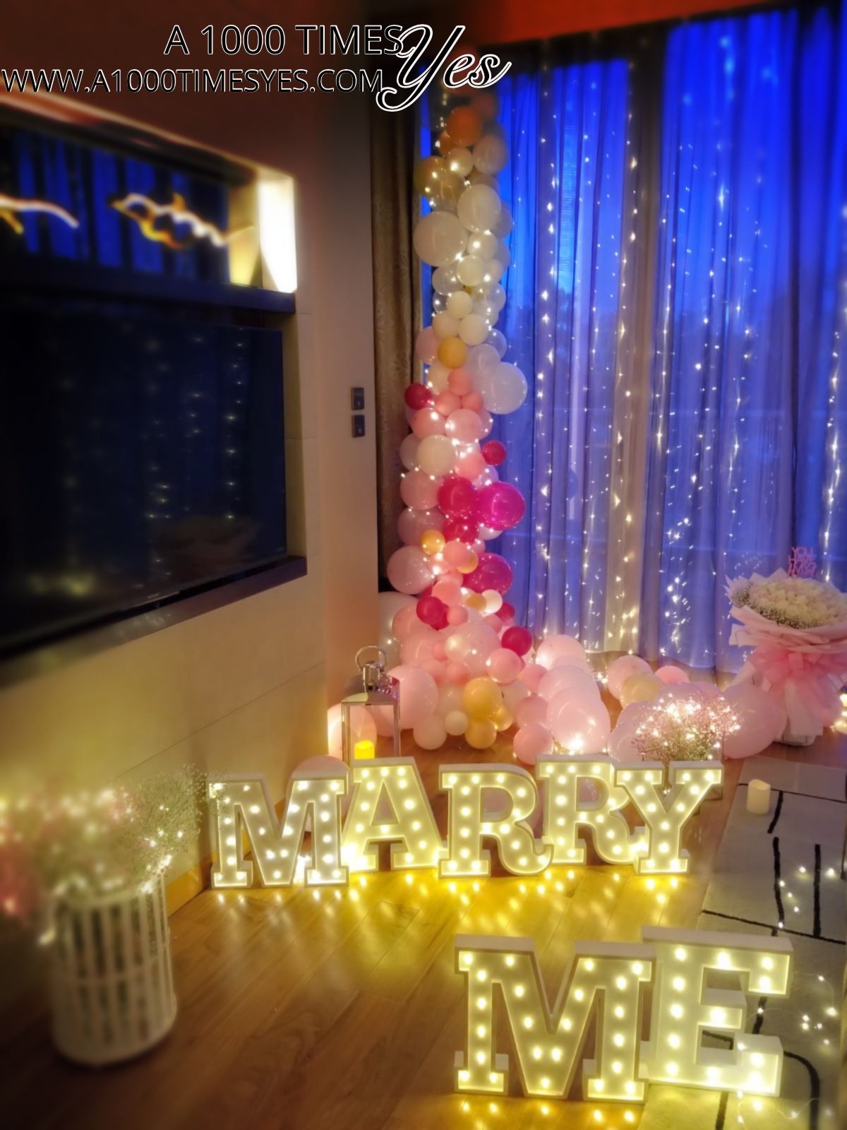 Make normality feel special A 1000 times Yes decorations