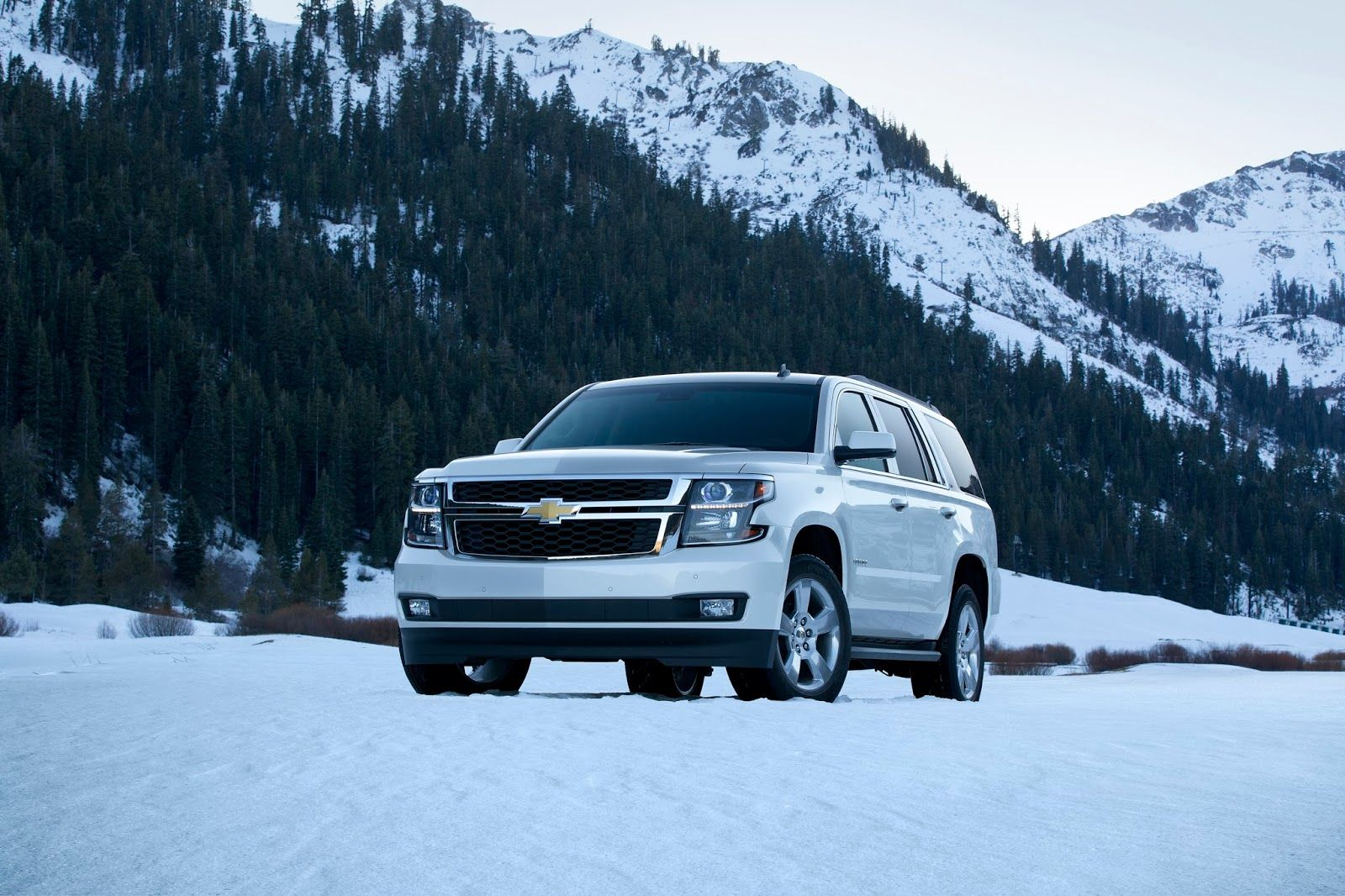 2015 Chevy Suvs Achieve Better Gas Mileage Chevrolet Tahoe