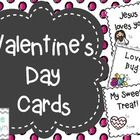 Enjoy these fun Valentine's day cards you can use to pass out to your students/classmates for Valentine's day.   I have included a couple of Christ...