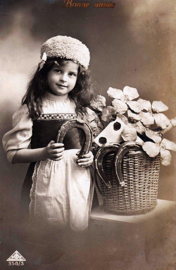 Картинки, из фото ретро открытка