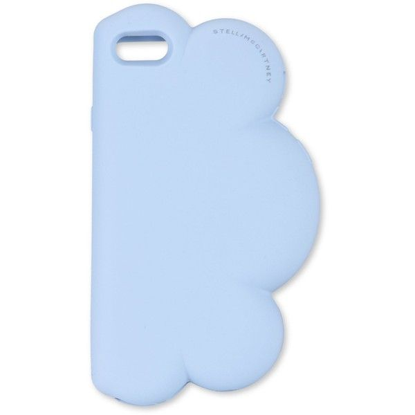 Stella Mccartney Blue Cloud Iphone 6 Case (175 BRL) ❤ liked on Polyvore featuring accessories, tech accessories, skylight and adidas
