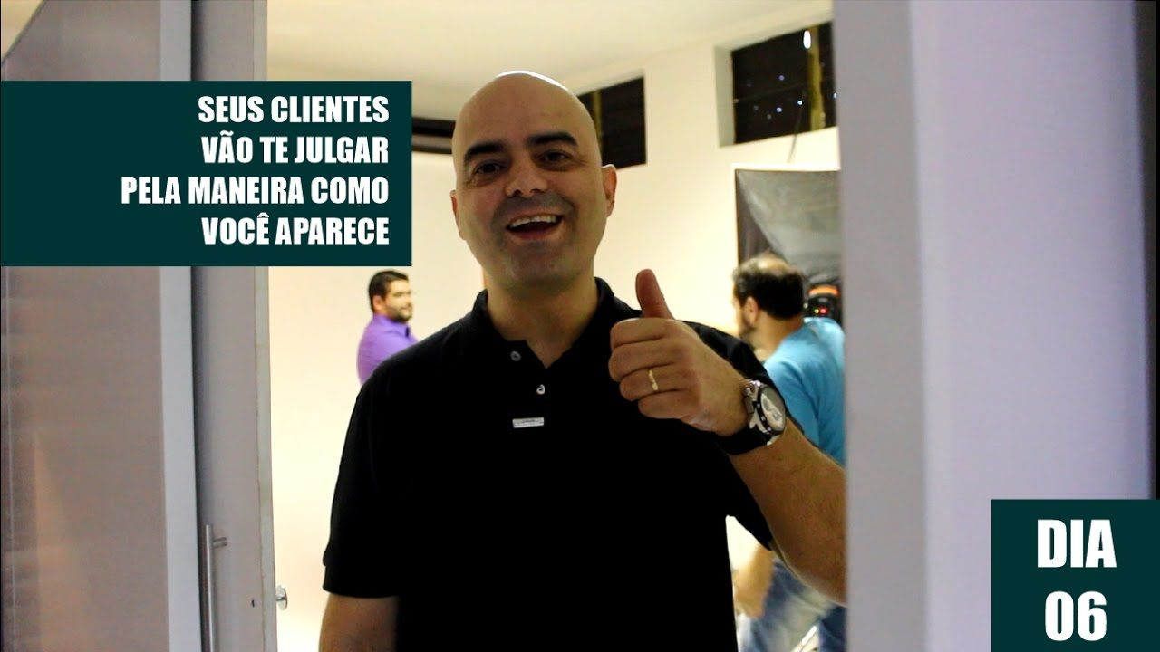 Os clientes estão te julgando o tempo todo   Leandro Branquinho   Palest...