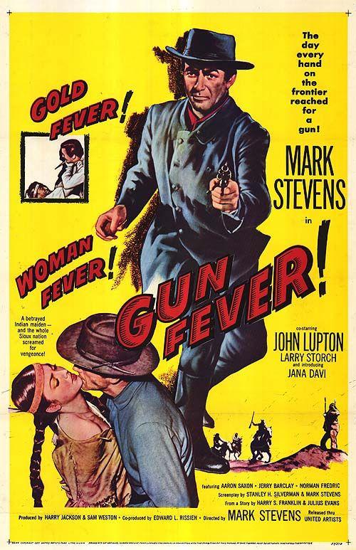 The Kansan 1943 Richard Dix Cult Western movie poster print