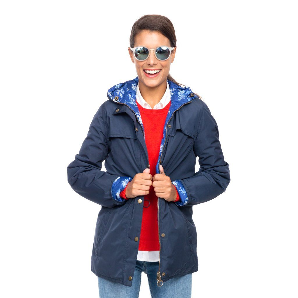 Exclusive Barboux x Wedgwood Frances WB Jacket Jackets