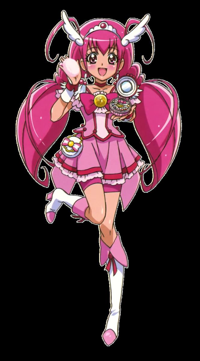 Hình ảnh có liên quan Magical girl anime, Smile pretty