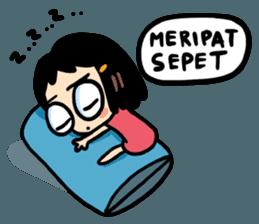 Sticker Cewek Bahasa Jawa Imut Sopan Dan Lucu Ayo Di Download