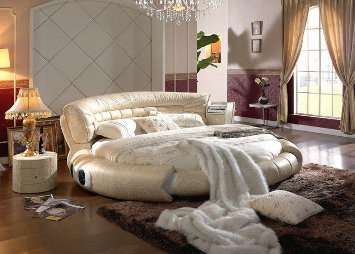 ▷ 1001+ designs superbes pour votre chambre à coucher avec un lit