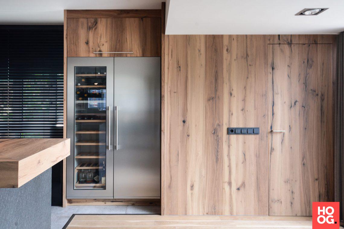 Ecker interieur keukens luxe keuken met hout hoog □ exclusieve