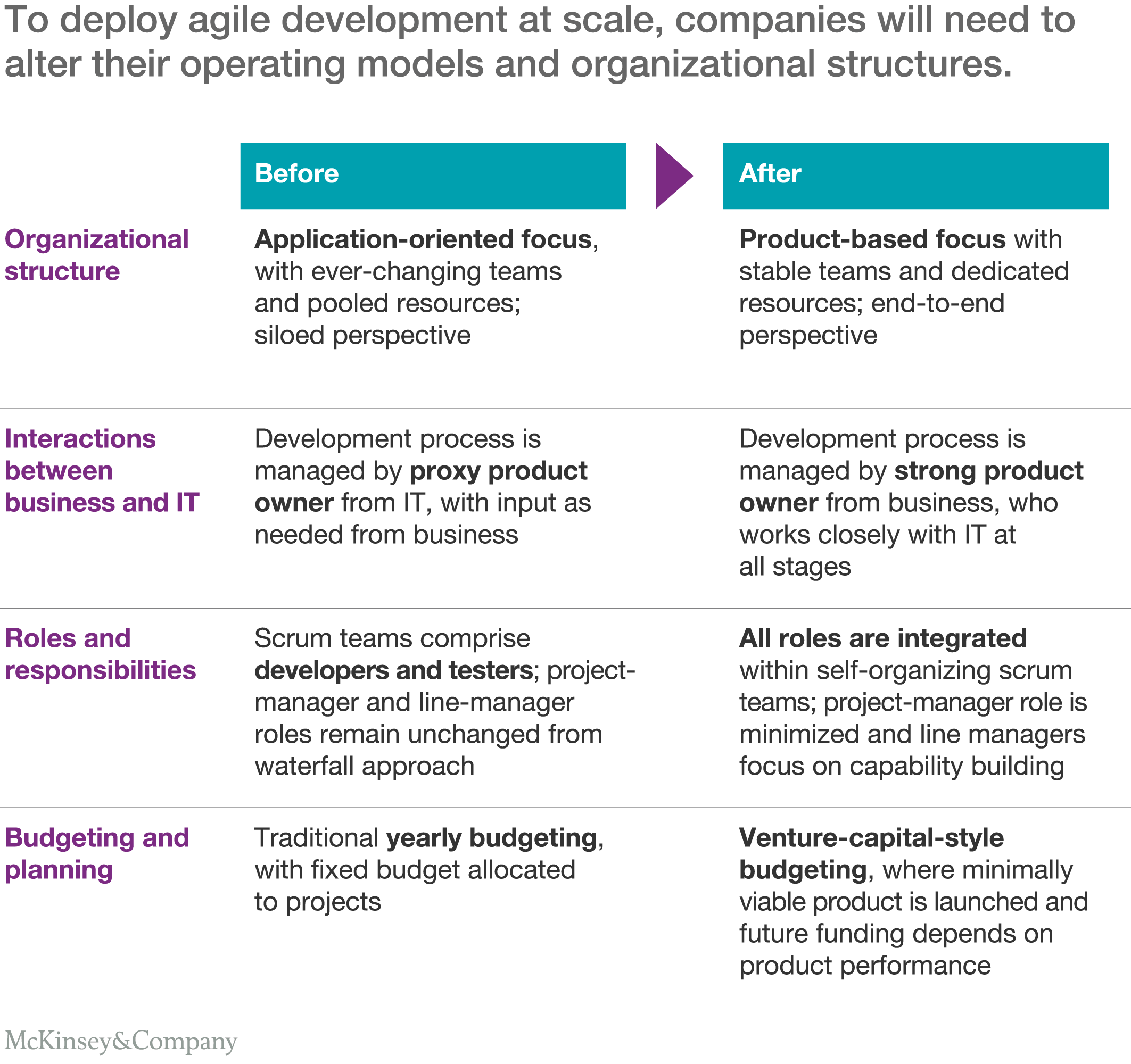 An Operating Model For CompanyWide Agile Development  Business