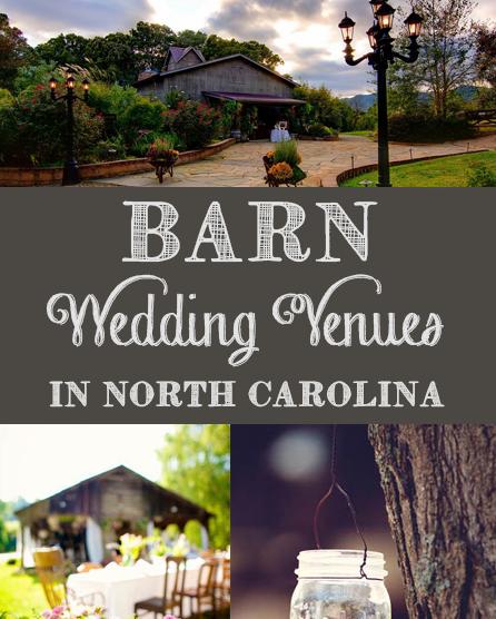 Wedding Venues In Nc: Barn Wedding Venues In North Carolina