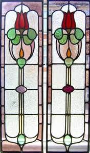 """More Art Deco Stained Glass   """"MARILYN"""""""