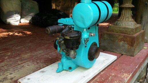 Briggs and Stratton model N