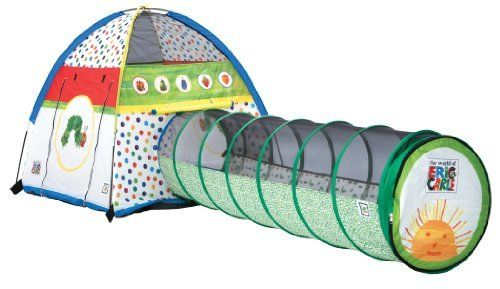 Pacific Play Tents The Very Busy Tent and Tunnel Combo With The Very Hungry Caterpillar Graphics  sc 1 st  Pinterest & will become a ball pit and tunnel! | Keeghanu0027s 2nd Birthday ...