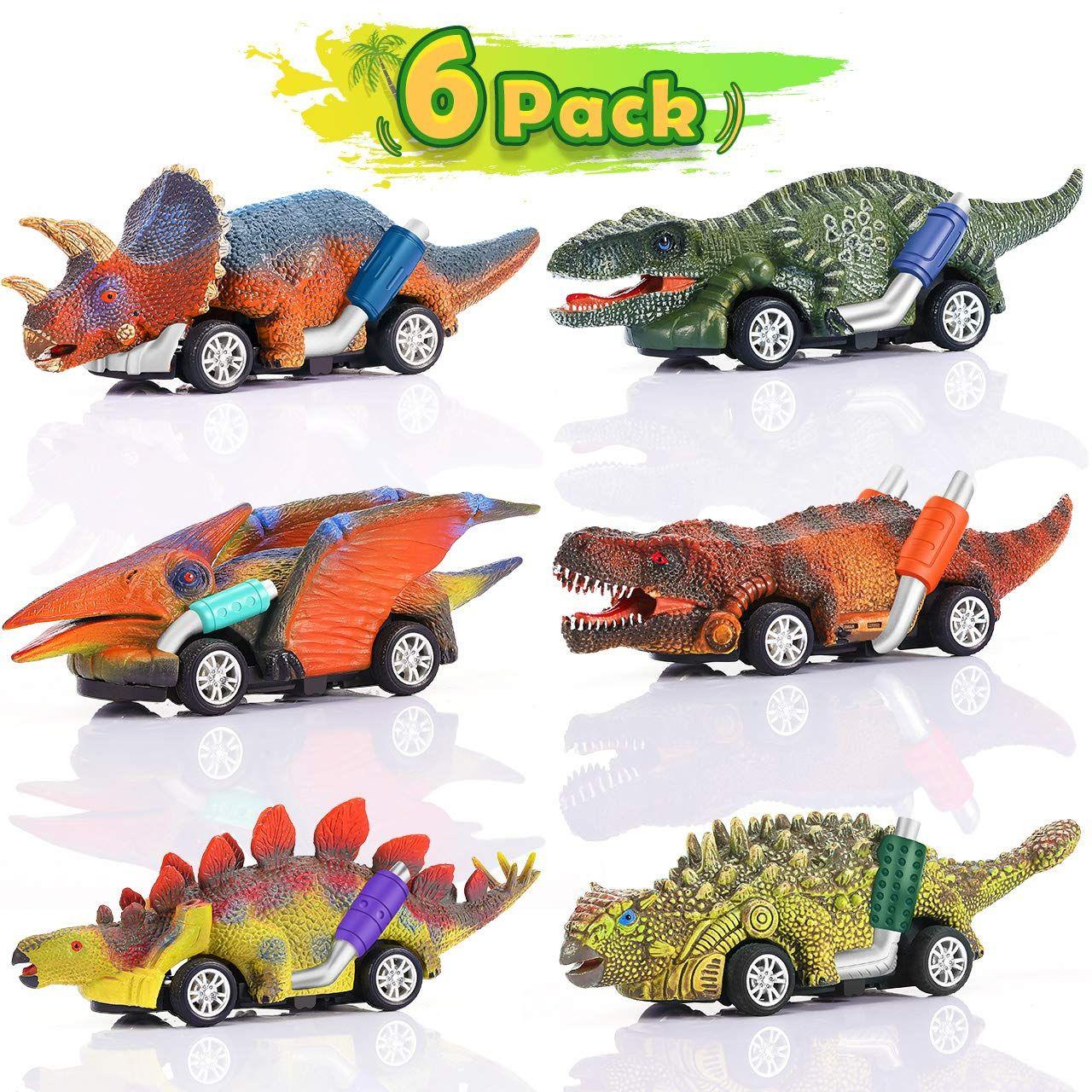 Atopdream Juguetes Niños 2 8 Años Juegos Niños 2 3 4 5 Años Dinosaurio Juguete Coche Regalos Niños 2 3 4 5 6 Dinosaurios Juguetes Regalos Para Niños Juguetes