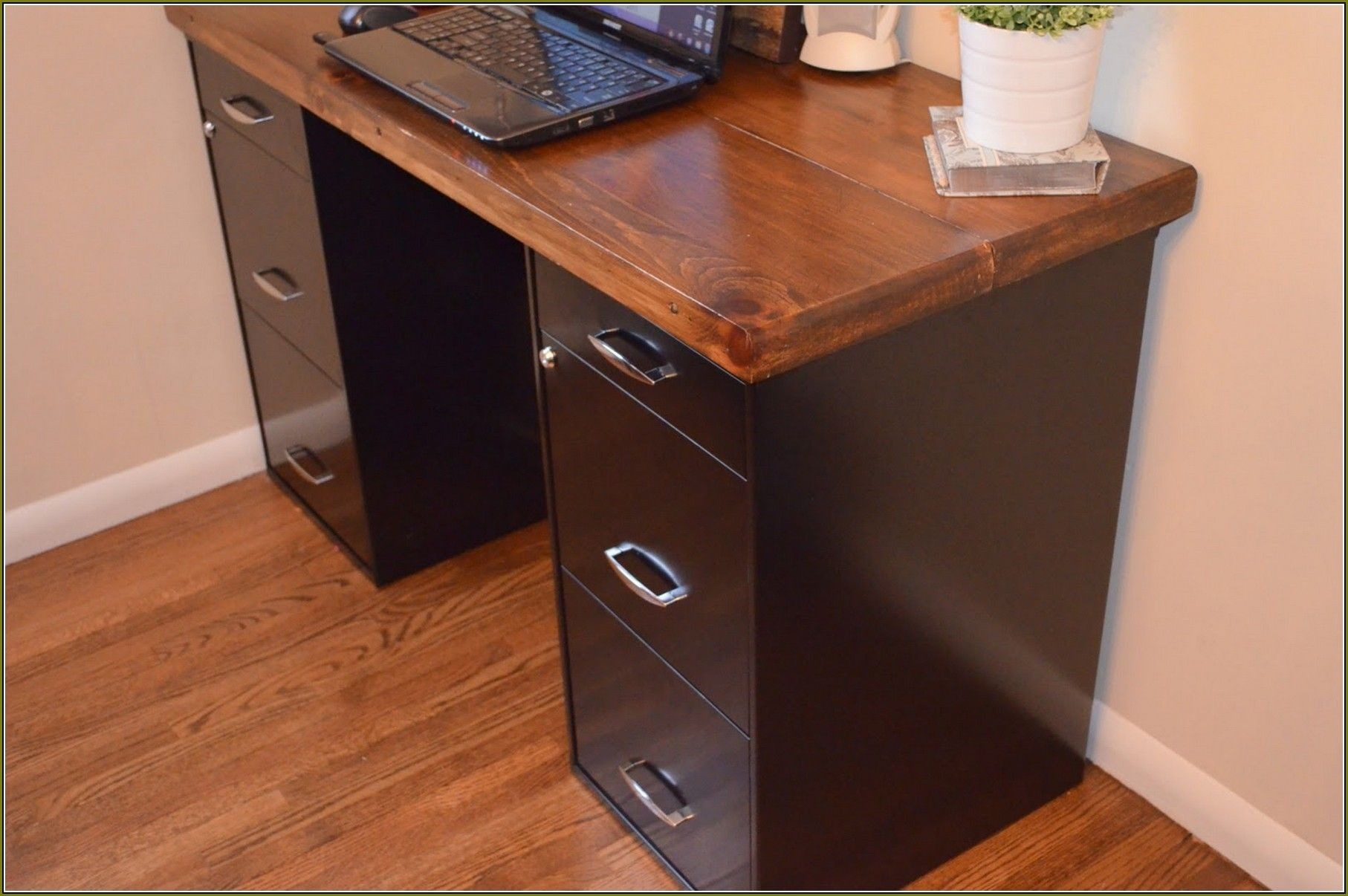 Under Counter File Cabinets Wood