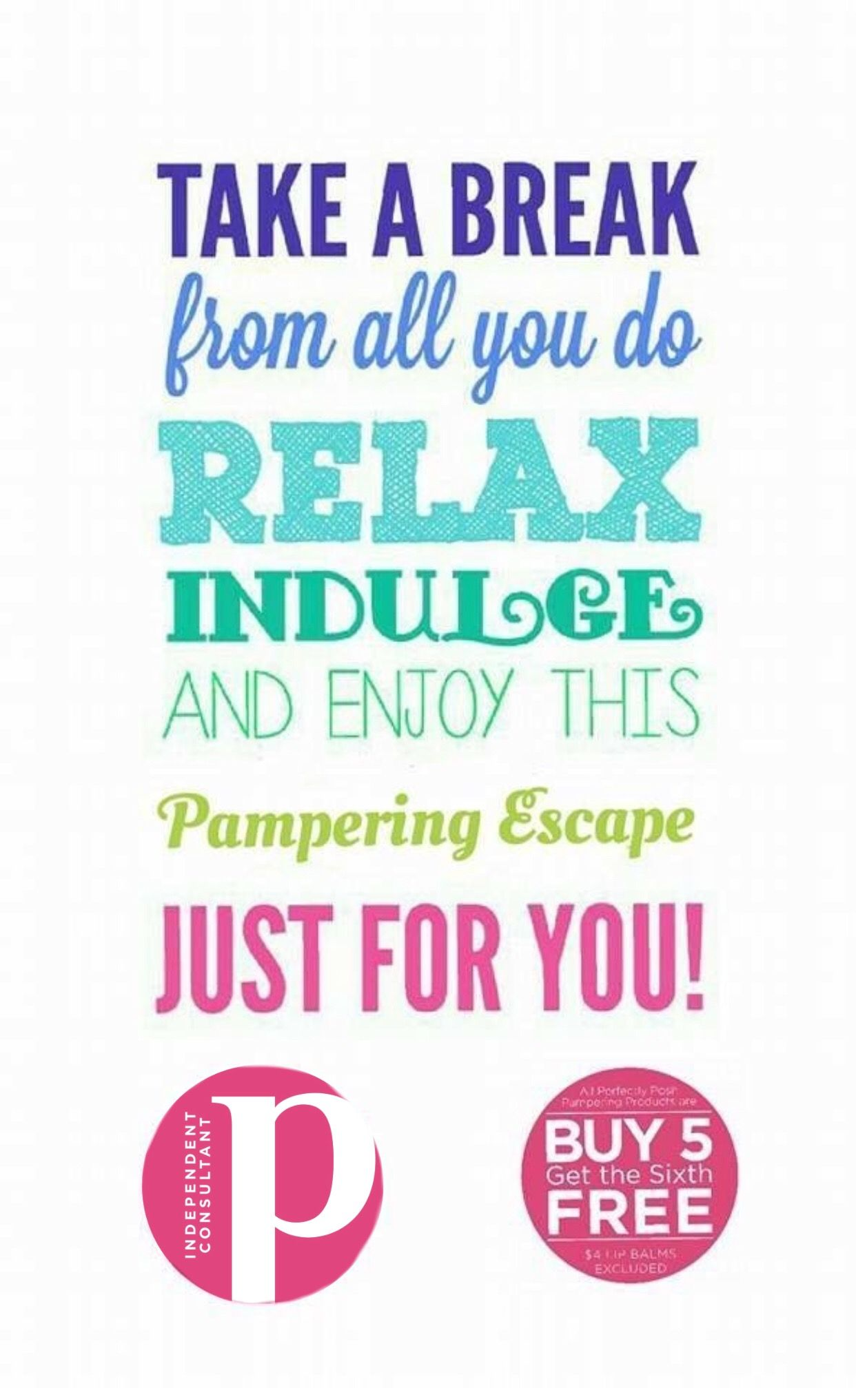Pin by Melissa Champagne on Pecfectly Posh Pampering