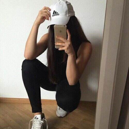 outfit to wear Adidas shoes with