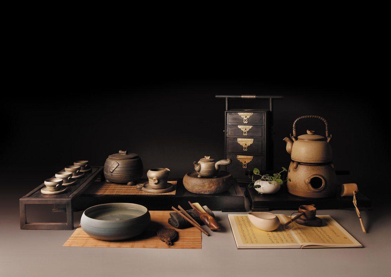 предметы для чайной церемонии картинки культура