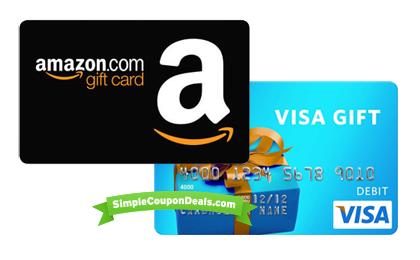 Amazon Visa Gift Cards Amazon Gift Card Free Amazon Gift Cards Visa Gift Card