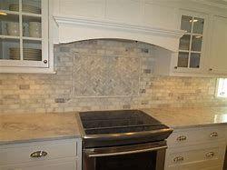 Image Result For Limestone Subway Tile Backsplash