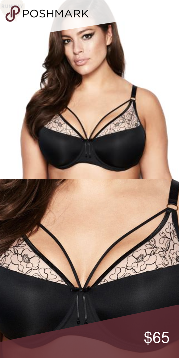 e48e06699e6 Ashley Graham Addition Elle Bra Brand new with tags; never been worn ...