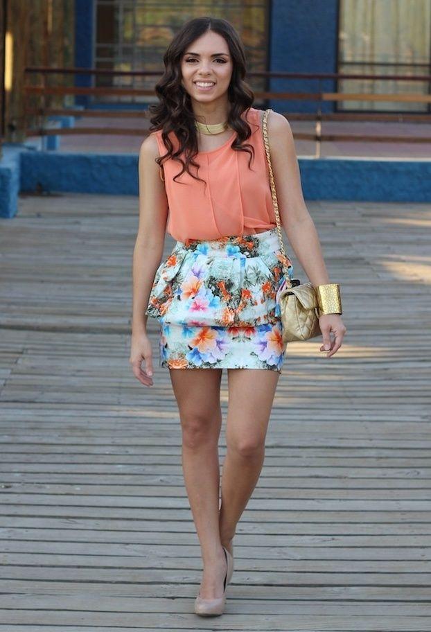 Zarazara  Shirt / Blouses, Zarazara  Skirts and Mimi Boutique  Bags