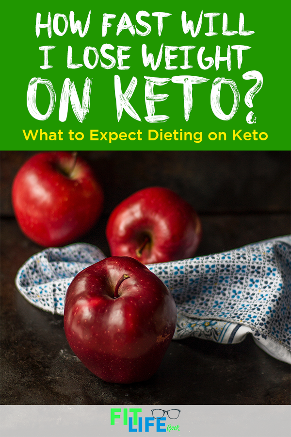 How Fast Will I Lose Weight On Keto What To Expect Dieting On Keto