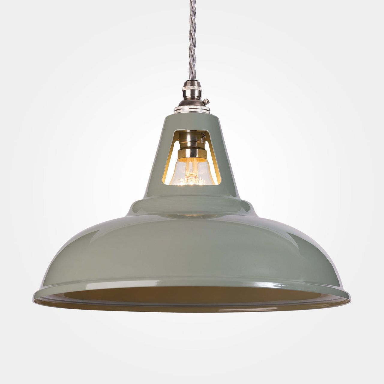 Coolicon Industrial Pendant Light