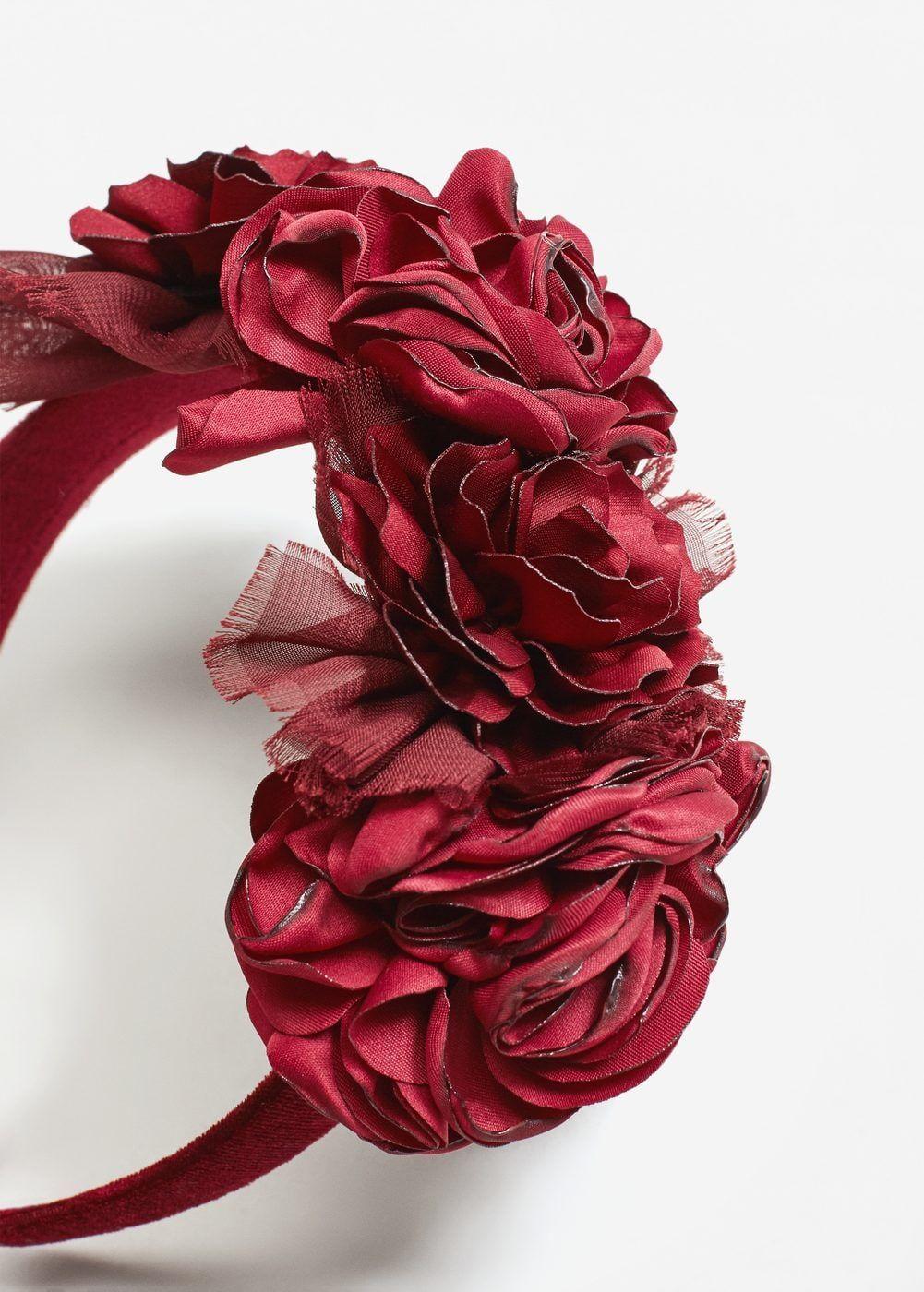 Mode Online Blumenhaarband Blumen Im Haar Haar Accessoires