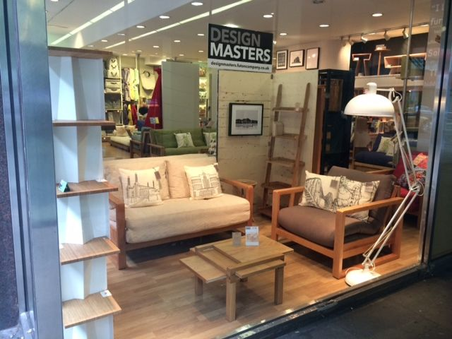 A Nice Little Mix Of Designmasters And Futoncompany In Their Flagship On Tottenham