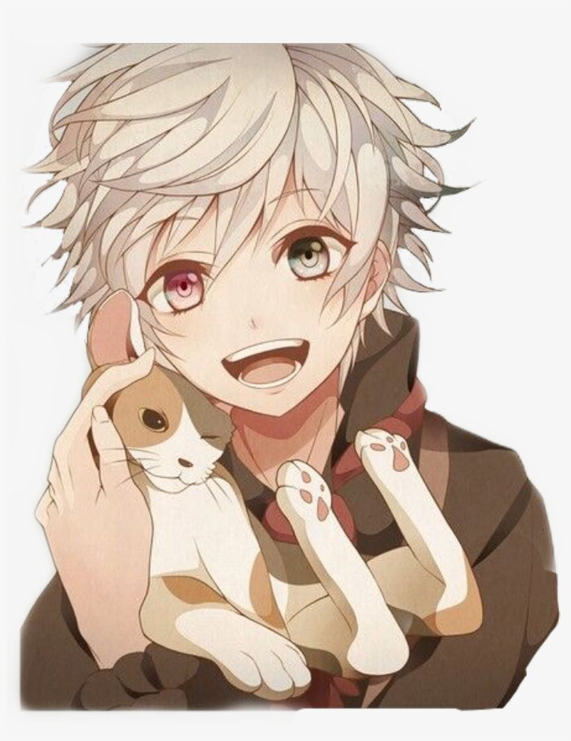 Anime Cat Boy Awesome Animeboy Boyanime Cat Catboy Withcat Kitty Cats Animal Gcocs In 2020 Anime Cat Boy White Hair Anime Guy Blonde Hair Anime Boy
