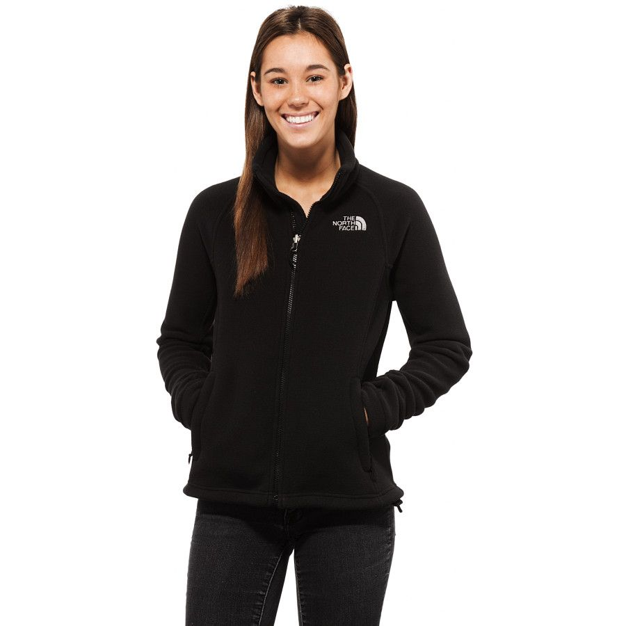 The north face rdt momentum fleece jacket women's