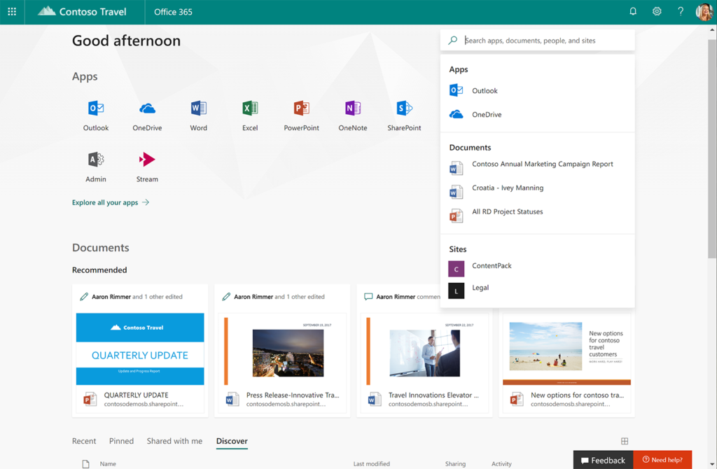 SharePoint innovations transform content collaboration