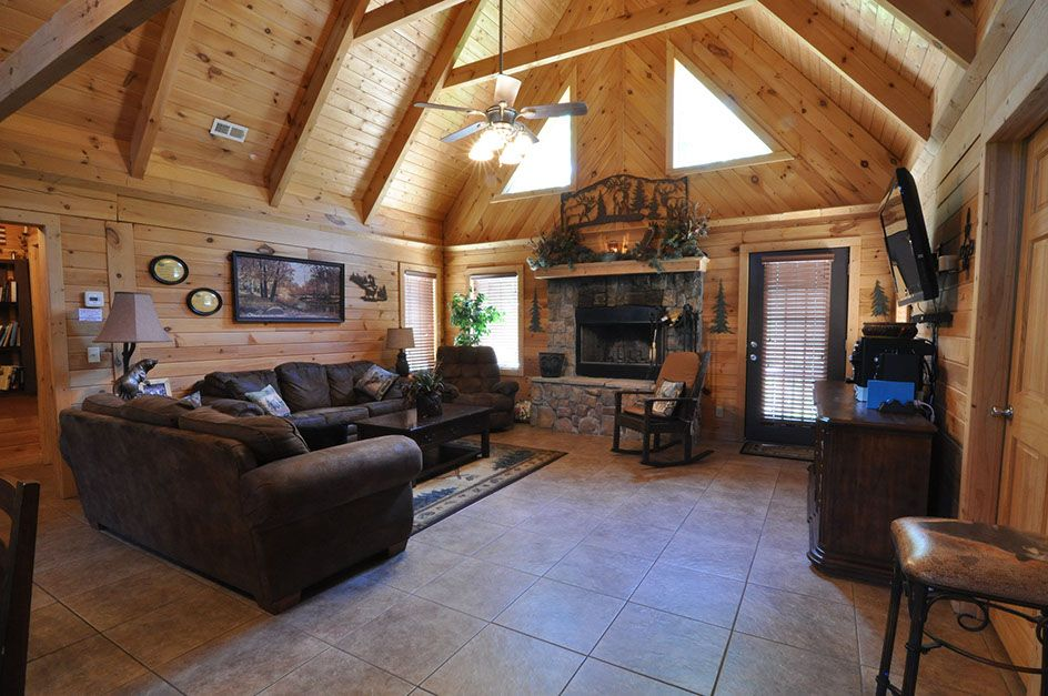 Beau Codyu0027s Log Cabins In Branson   Timber Mountain   Branson MO Log Cabin Rental