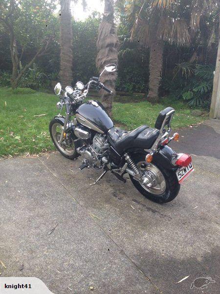 Yamaha Virago Xv1100 1993 Veiculos Roda