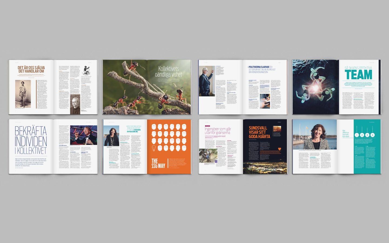 Editorial Design Inspiration: WE Magazine
